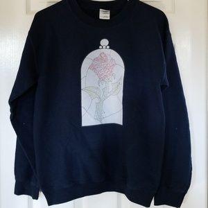 Womens Beauty And The Beast Sweater On Poshmark